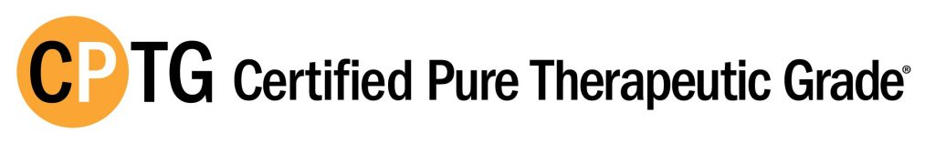 CPTG Certified Pure Therapeutic Grade® Logo